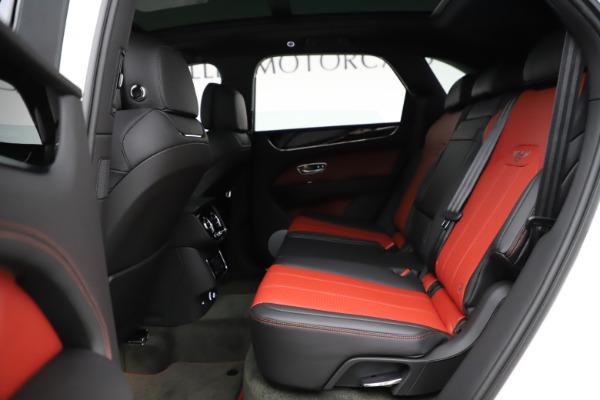 New 2021 Bentley Bentayga V8 for sale Sold at Maserati of Westport in Westport CT 06880 23