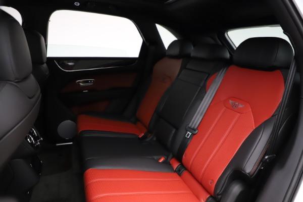 New 2021 Bentley Bentayga V8 for sale Sold at Maserati of Westport in Westport CT 06880 24