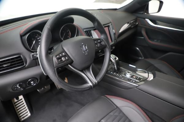 New 2020 Maserati Levante S Q4 GranSport for sale $102,985 at Maserati of Westport in Westport CT 06880 13
