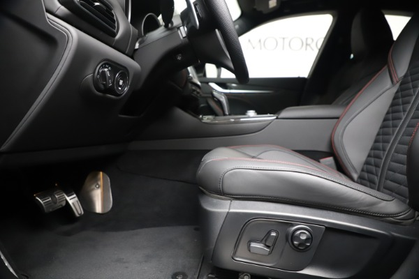 New 2020 Maserati Levante S Q4 GranSport for sale $102,985 at Maserati of Westport in Westport CT 06880 14