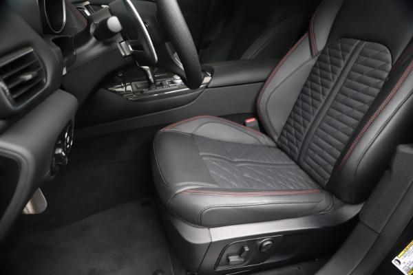New 2020 Maserati Levante S Q4 GranSport for sale $102,985 at Maserati of Westport in Westport CT 06880 15