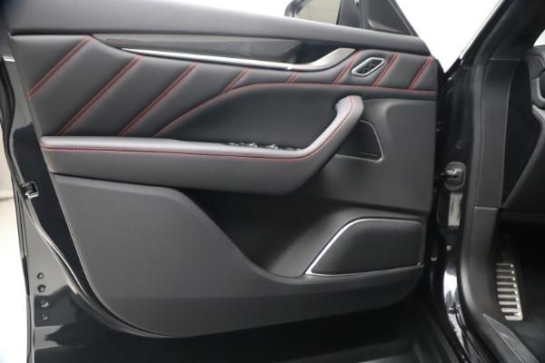 New 2020 Maserati Levante S Q4 GranSport for sale $102,985 at Maserati of Westport in Westport CT 06880 17
