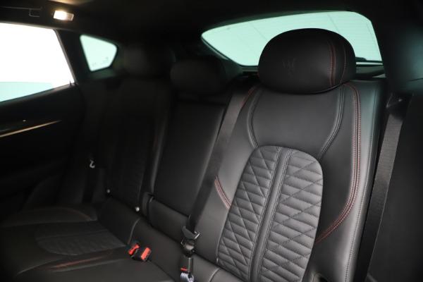 New 2020 Maserati Levante S Q4 GranSport for sale $102,985 at Maserati of Westport in Westport CT 06880 18