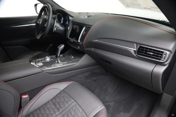 New 2020 Maserati Levante S Q4 GranSport for sale $102,985 at Maserati of Westport in Westport CT 06880 22