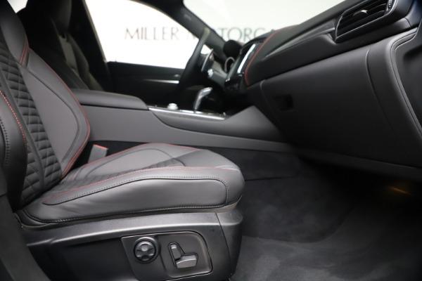 New 2020 Maserati Levante S Q4 GranSport for sale $102,985 at Maserati of Westport in Westport CT 06880 23