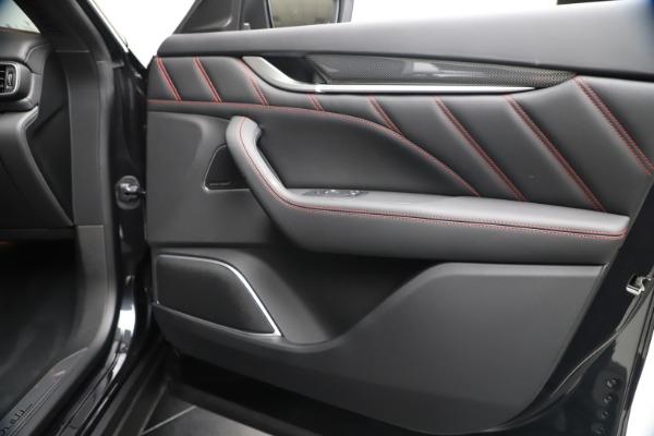 New 2020 Maserati Levante S Q4 GranSport for sale $102,985 at Maserati of Westport in Westport CT 06880 25