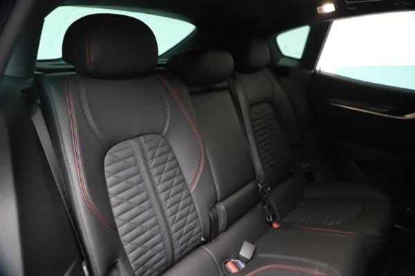 New 2020 Maserati Levante S Q4 GranSport for sale $102,985 at Maserati of Westport in Westport CT 06880 26
