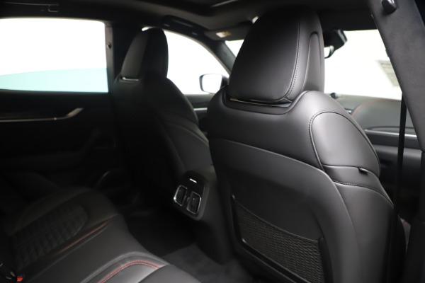 New 2020 Maserati Levante S Q4 GranSport for sale $102,985 at Maserati of Westport in Westport CT 06880 28