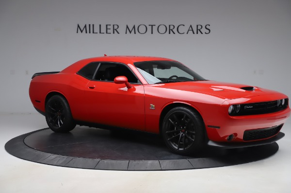 Used 2019 Dodge Challenger R/T Scat Pack for sale $46,900 at Maserati of Westport in Westport CT 06880 10