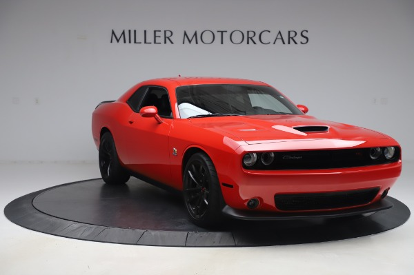 Used 2019 Dodge Challenger R/T Scat Pack for sale $46,900 at Maserati of Westport in Westport CT 06880 11