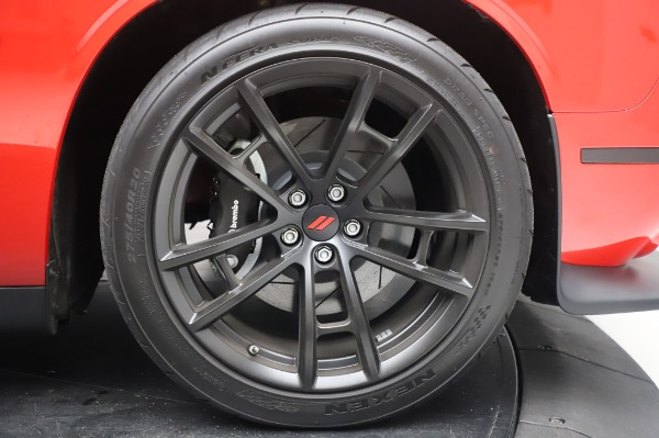 Used 2019 Dodge Challenger R/T Scat Pack for sale $46,900 at Maserati of Westport in Westport CT 06880 25