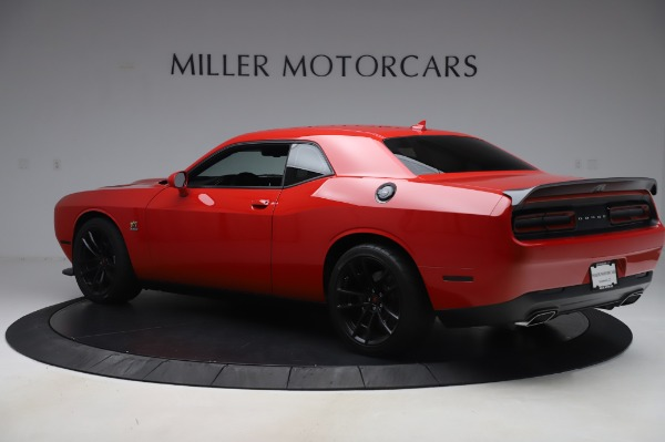Used 2019 Dodge Challenger R/T Scat Pack for sale $46,900 at Maserati of Westport in Westport CT 06880 4