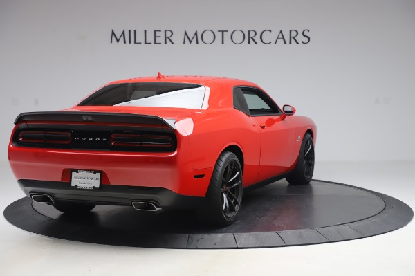 Used 2019 Dodge Challenger R/T Scat Pack for sale $46,900 at Maserati of Westport in Westport CT 06880 7