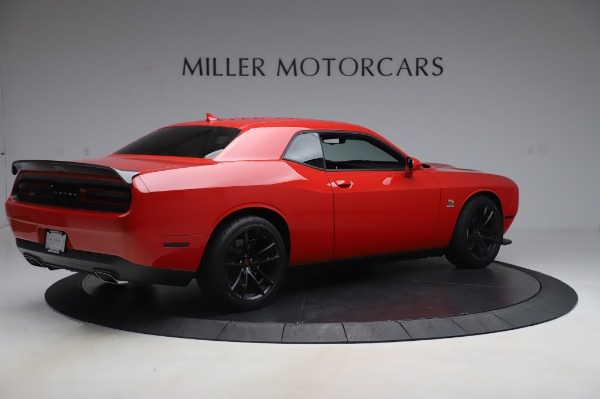 Used 2019 Dodge Challenger R/T Scat Pack for sale $46,900 at Maserati of Westport in Westport CT 06880 8