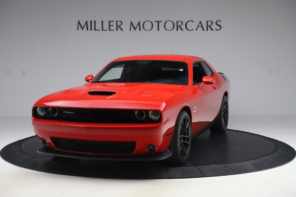 Used 2019 Dodge Challenger R/T Scat Pack for sale $46,900 at Maserati of Westport in Westport CT 06880 1