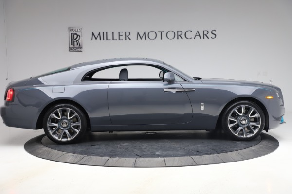 New 2021 Rolls-Royce Wraith KRYPTOS for sale $450,550 at Maserati of Westport in Westport CT 06880 10
