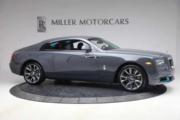 New 2021 Rolls-Royce Wraith KRYPTOS for sale $450,550 at Maserati of Westport in Westport CT 06880 11