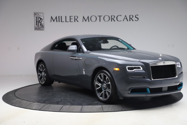 New 2021 Rolls-Royce Wraith KRYPTOS for sale $450,550 at Maserati of Westport in Westport CT 06880 12