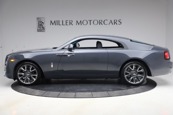 New 2021 Rolls-Royce Wraith KRYPTOS for sale $450,550 at Maserati of Westport in Westport CT 06880 4