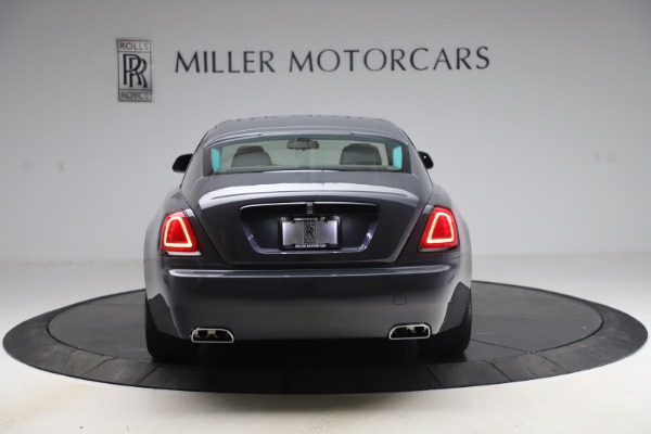 New 2021 Rolls-Royce Wraith KRYPTOS for sale $450,550 at Maserati of Westport in Westport CT 06880 7