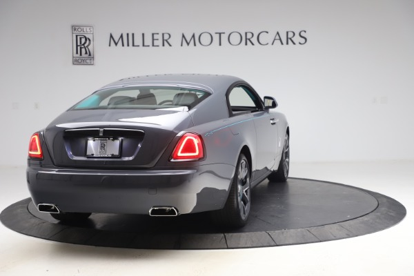New 2021 Rolls-Royce Wraith KRYPTOS for sale $450,550 at Maserati of Westport in Westport CT 06880 8