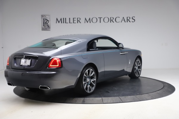 New 2021 Rolls-Royce Wraith KRYPTOS for sale $450,550 at Maserati of Westport in Westport CT 06880 9