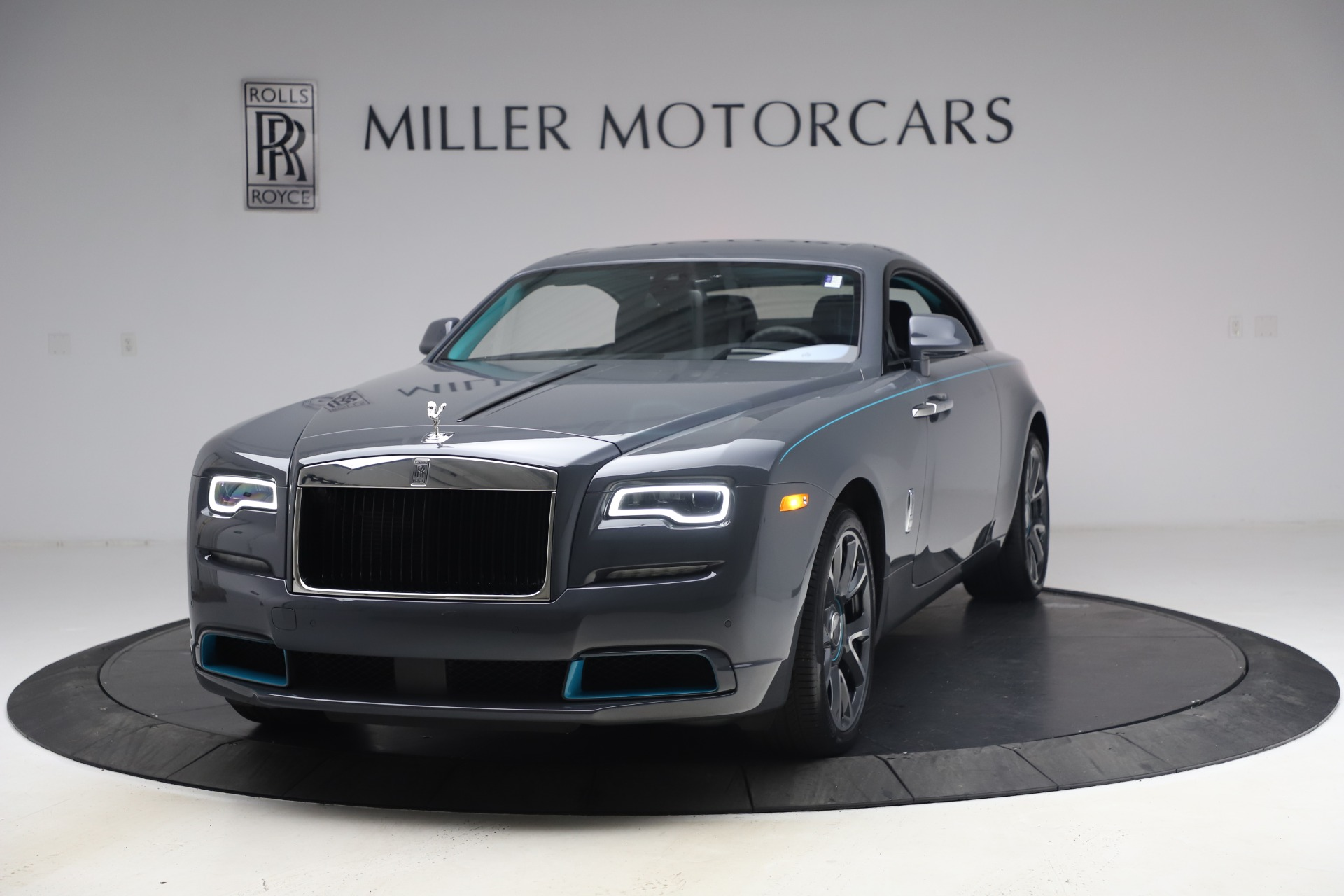 New 2021 Rolls-Royce Wraith KRYPTOS for sale $450,550 at Maserati of Westport in Westport CT 06880 1