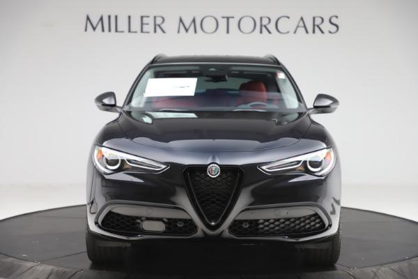 New 2020 Alfa Romeo Stelvio Ti Sport Q4 for sale Sold at Maserati of Westport in Westport CT 06880 1
