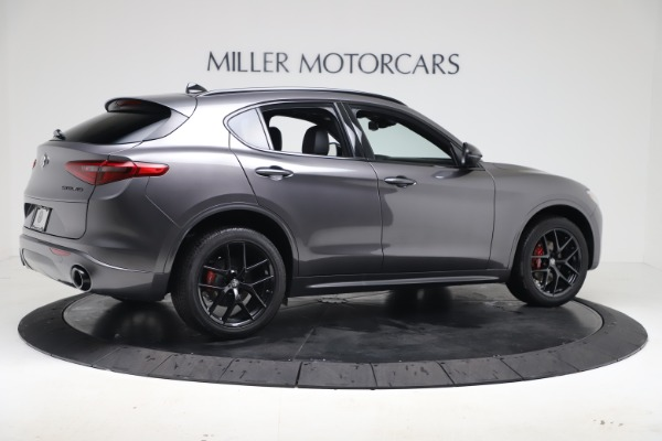 New 2020 Alfa Romeo Stelvio Ti Sport Q4 for sale Sold at Maserati of Westport in Westport CT 06880 8