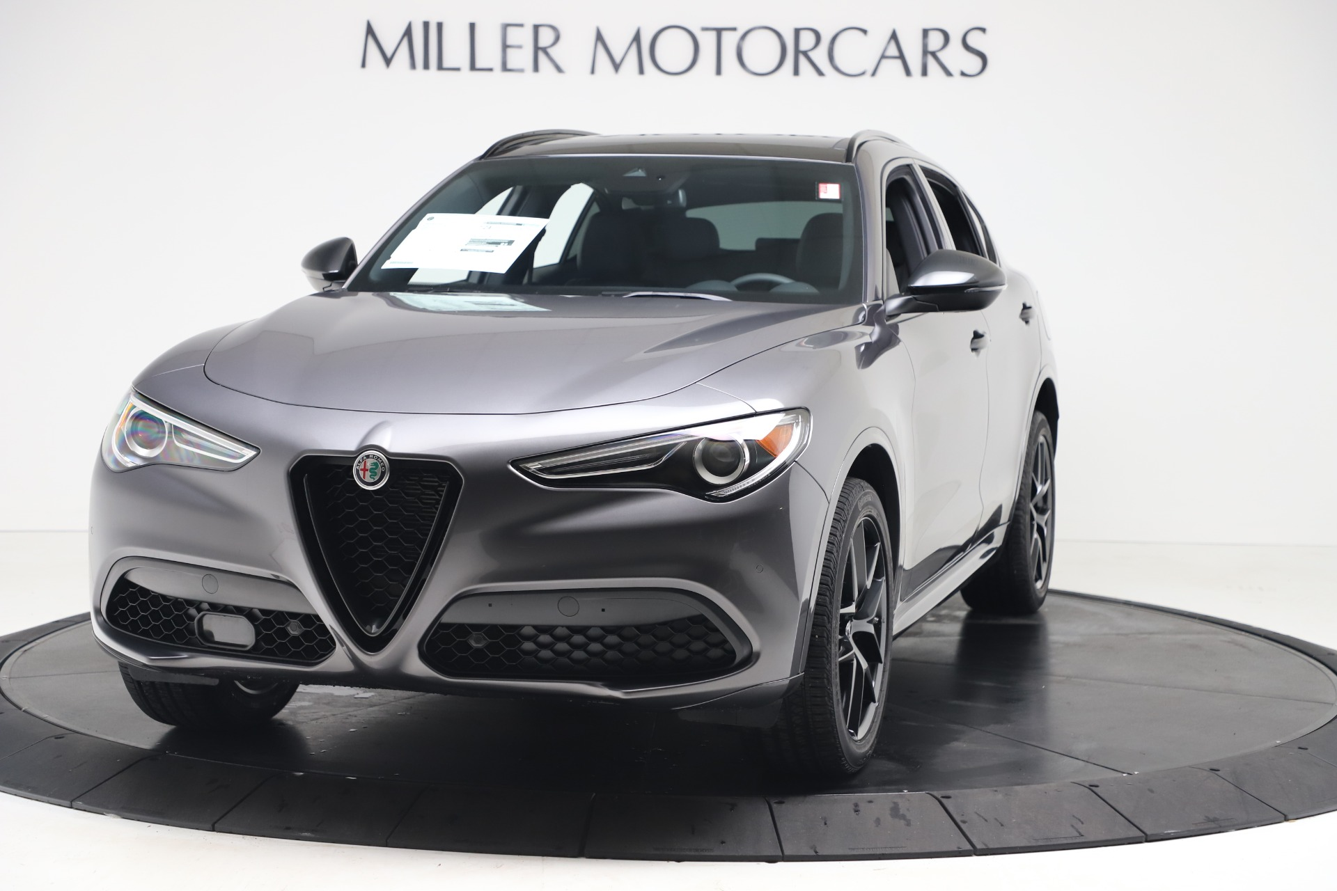 New 2020 Alfa Romeo Stelvio Ti Sport Q4 for sale Sold at Maserati of Westport in Westport CT 06880 1