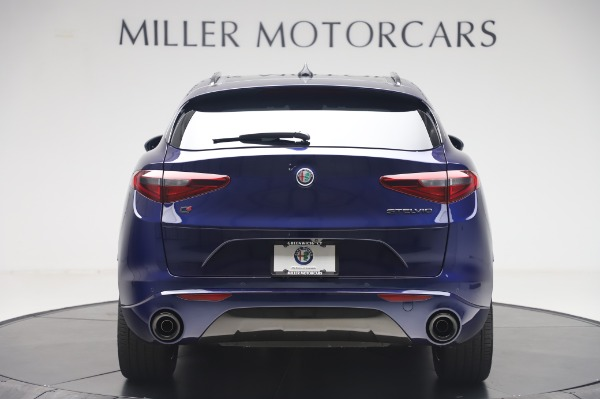 New 2020 Alfa Romeo Stelvio Ti Sport Q4 for sale Sold at Maserati of Westport in Westport CT 06880 6