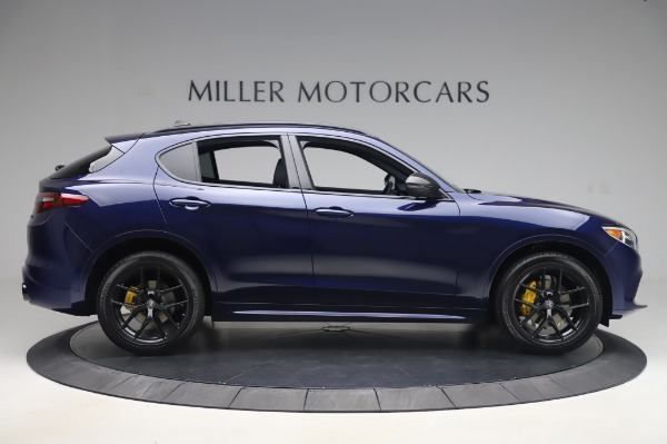 New 2020 Alfa Romeo Stelvio Ti Sport Q4 for sale Sold at Maserati of Westport in Westport CT 06880 9