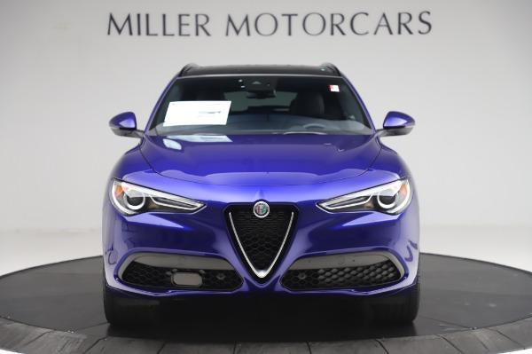 New 2020 Alfa Romeo Stelvio Ti Sport Q4 for sale $57,045 at Maserati of Westport in Westport CT 06880 12