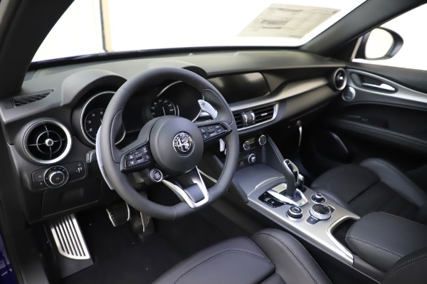 New 2020 Alfa Romeo Stelvio Ti Sport Q4 for sale $52,045 at Maserati of Westport in Westport CT 06880 13