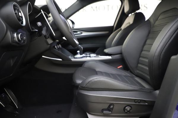 New 2020 Alfa Romeo Stelvio Ti Sport Q4 for sale $52,045 at Maserati of Westport in Westport CT 06880 15