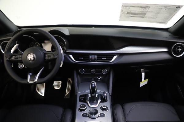 New 2020 Alfa Romeo Stelvio Ti Sport Q4 for sale $57,045 at Maserati of Westport in Westport CT 06880 16