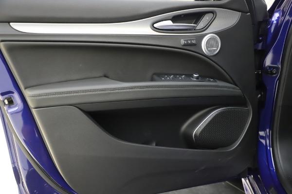 New 2020 Alfa Romeo Stelvio Ti Sport Q4 for sale $57,045 at Maserati of Westport in Westport CT 06880 17