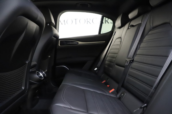 New 2020 Alfa Romeo Stelvio Ti Sport Q4 for sale $57,045 at Maserati of Westport in Westport CT 06880 19