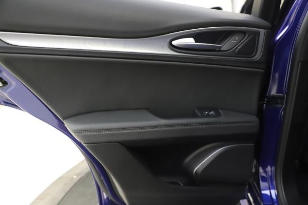 New 2020 Alfa Romeo Stelvio Ti Sport Q4 for sale $52,045 at Maserati of Westport in Westport CT 06880 21