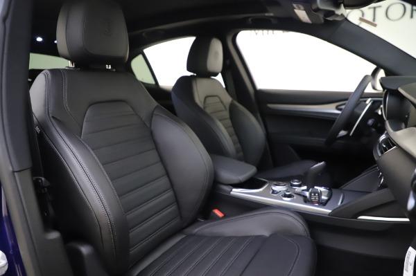 New 2020 Alfa Romeo Stelvio Ti Sport Q4 for sale $57,045 at Maserati of Westport in Westport CT 06880 22