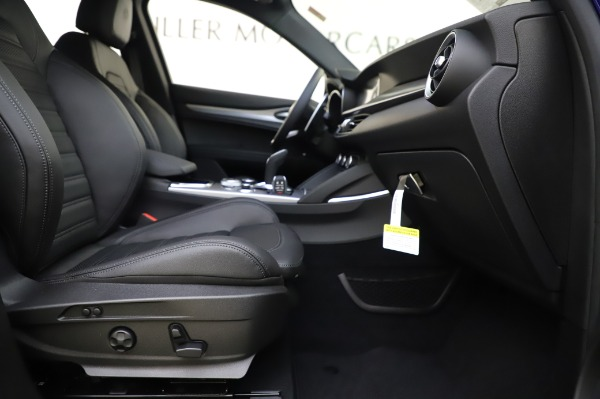 New 2020 Alfa Romeo Stelvio Ti Sport Q4 for sale $57,045 at Maserati of Westport in Westport CT 06880 23