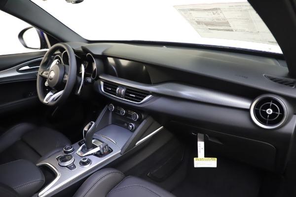 New 2020 Alfa Romeo Stelvio Ti Sport Q4 for sale $52,045 at Maserati of Westport in Westport CT 06880 24