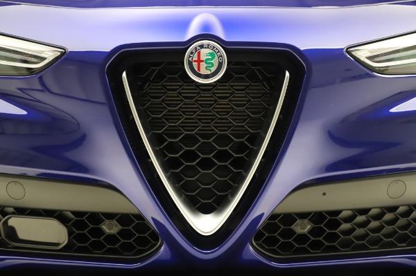 New 2020 Alfa Romeo Stelvio Ti Sport Q4 for sale $52,045 at Maserati of Westport in Westport CT 06880 27