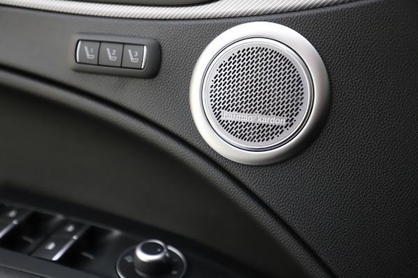 New 2020 Alfa Romeo Stelvio Ti Sport Q4 for sale $57,045 at Maserati of Westport in Westport CT 06880 28