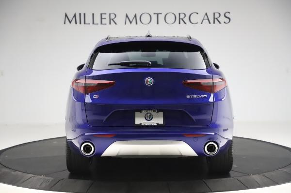 New 2020 Alfa Romeo Stelvio Ti Sport Q4 for sale $52,045 at Maserati of Westport in Westport CT 06880 6