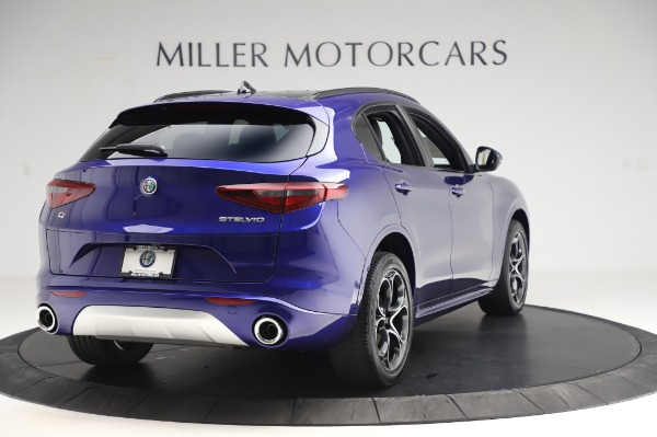 New 2020 Alfa Romeo Stelvio Ti Sport Q4 for sale $52,045 at Maserati of Westport in Westport CT 06880 7