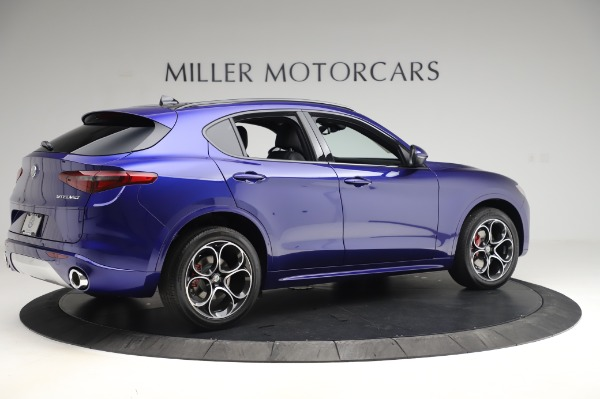New 2020 Alfa Romeo Stelvio Ti Sport Q4 for sale $57,045 at Maserati of Westport in Westport CT 06880 8