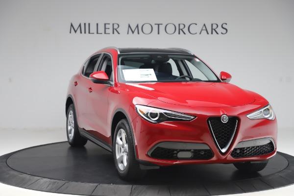 New 2020 Alfa Romeo Stelvio Q4 for sale $47,645 at Maserati of Westport in Westport CT 06880 11