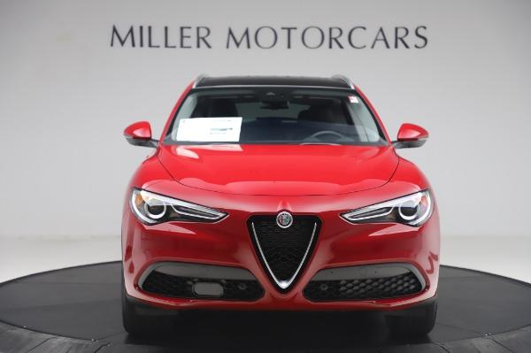 New 2020 Alfa Romeo Stelvio Q4 for sale $47,645 at Maserati of Westport in Westport CT 06880 12