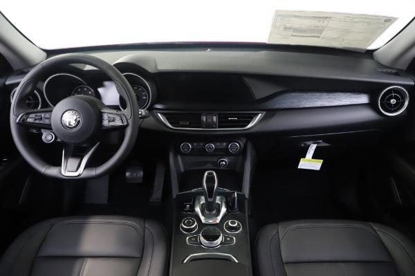 New 2020 Alfa Romeo Stelvio Q4 for sale $47,645 at Maserati of Westport in Westport CT 06880 16